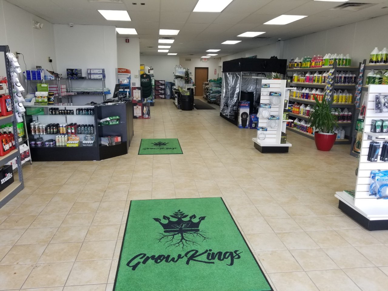local grow supply store in plymouth, mi
