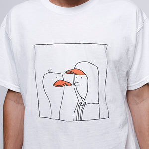 Duck & Snap Short-Sleeve T-Shirt