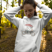 Load image into Gallery viewer, Riders In The Rain - Unisex Hoodie