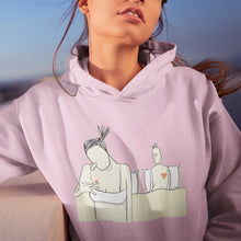 Load image into Gallery viewer, Love spot Unisex Hoodie