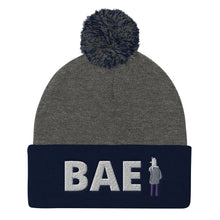 Load image into Gallery viewer, BAE WATCH - Pom-Pom Beanie