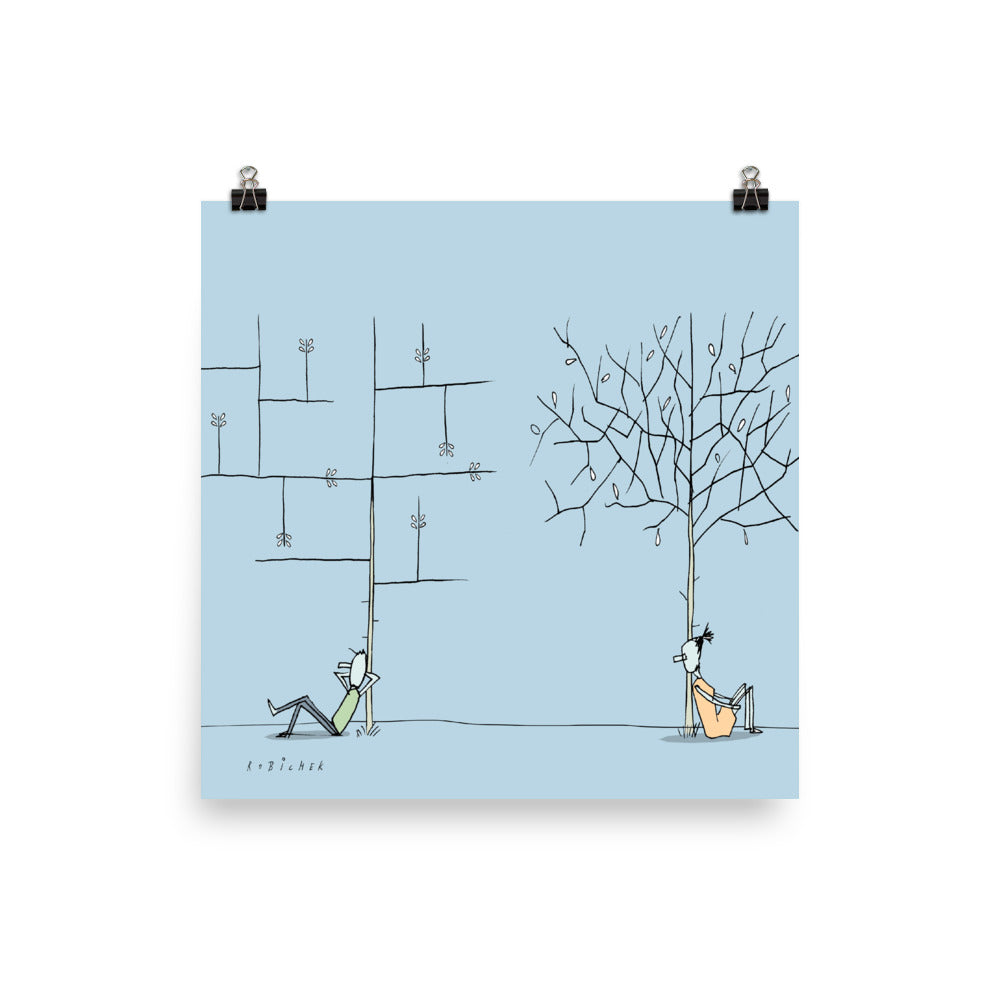 Our trees print