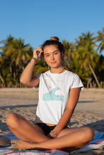 Load image into Gallery viewer, ice Cream Wave Short-Sleeve Unisex T-Shirt