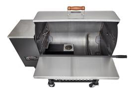 Pitts & Spitts Maverick 850 Wood Pellet Grill