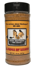 Bash Brothers All Purpose Hot Seasoning