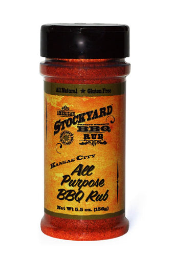 American Stockyard Kansas City All Purpose BBQ Rub