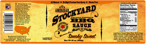American Stockyard Smoky Sweet BBQ Sauce