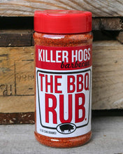 Killer Hogs BBQ Rub