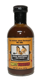 Bash Brothers Honey Habanero
