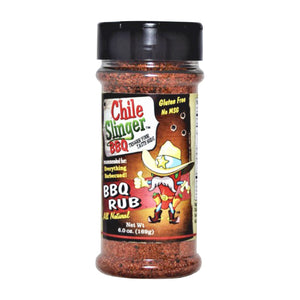 Chile Slinger BBQ Rub