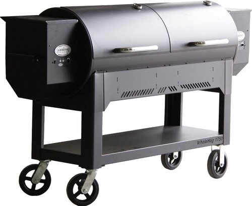 Louisiana Grills Whole Hog w/ FREE cover & 100# of pellets!
