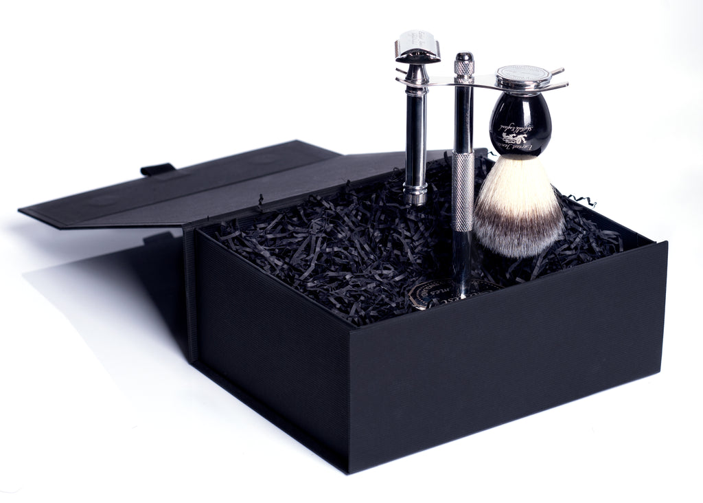 "The ""Apollo XI"" DE Razor Set"