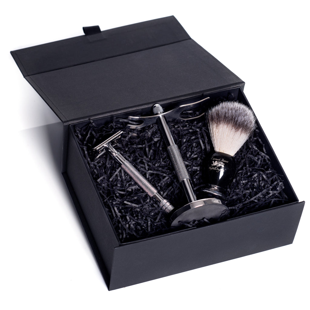 "The ""Longshanks"" DE Razor Set"
