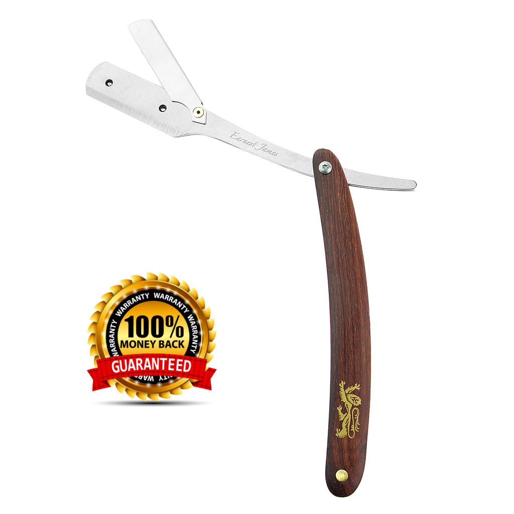 """ Oxford Cut Throat "" Straight Razor For Men - Earnest James Sheffield England"
