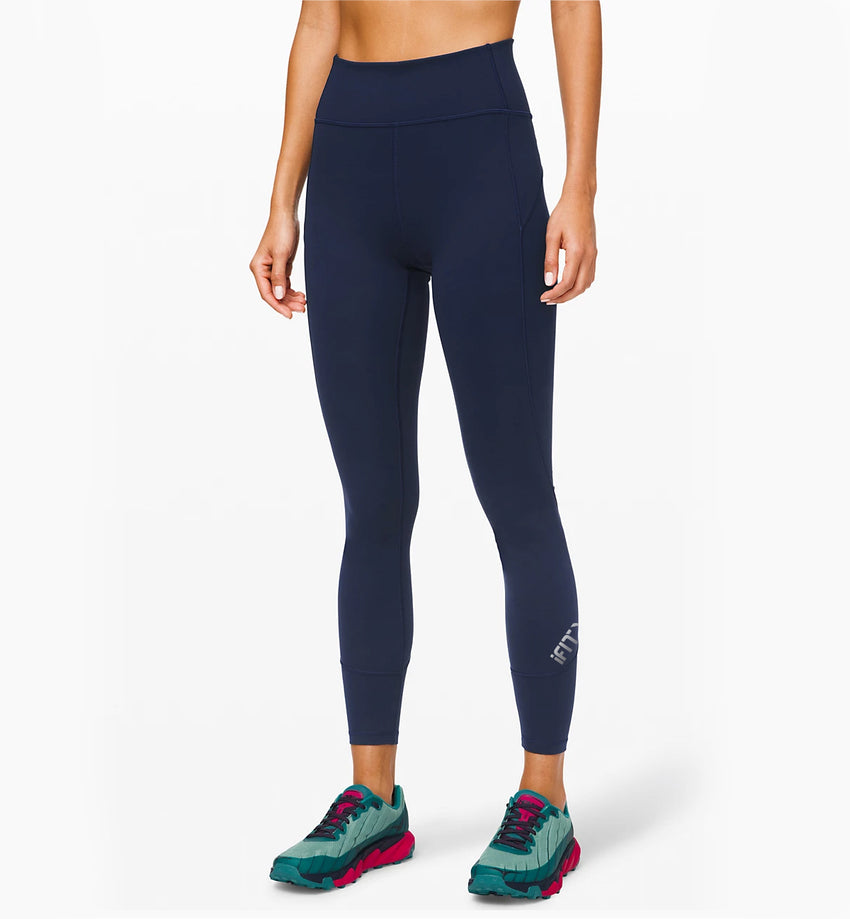 "iFit Women's In Movement Tight 28"" Everlux by Lululemon"