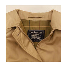 Load image into Gallery viewer, 1990's BURBERRY PRORSUM HARRINGTON BOMBER | KHAKI | S