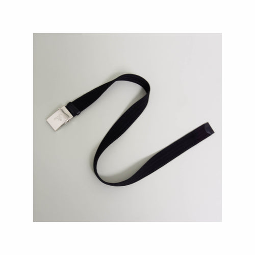 PRADA NYLON BELT | BLACK | SIZE 95/38