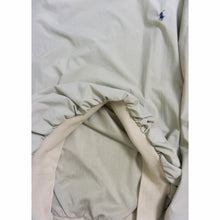 Load image into Gallery viewer, VINTAGE RALPH LAUREN OVERSIZED WINDBREAKER PULLOVER | BEIGE | S - XL