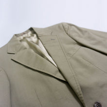 Load image into Gallery viewer, VINTAGE OVERSIZED RALPH LAUREN UTILITARIAN BLAZER | MILITARY KHAKI | XS - L