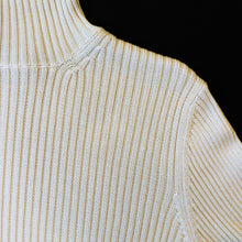 Load image into Gallery viewer, Turtleneck & Shoulder Fashioning Details
