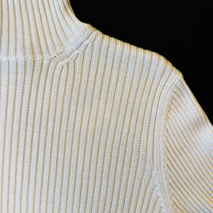 Turtleneck & Shoulder Fashioning Details