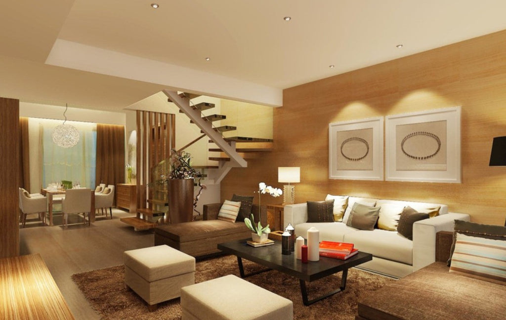 Traditional Living Room Design - Of Grace And Formality