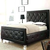 Tufted Headboard & Footboard