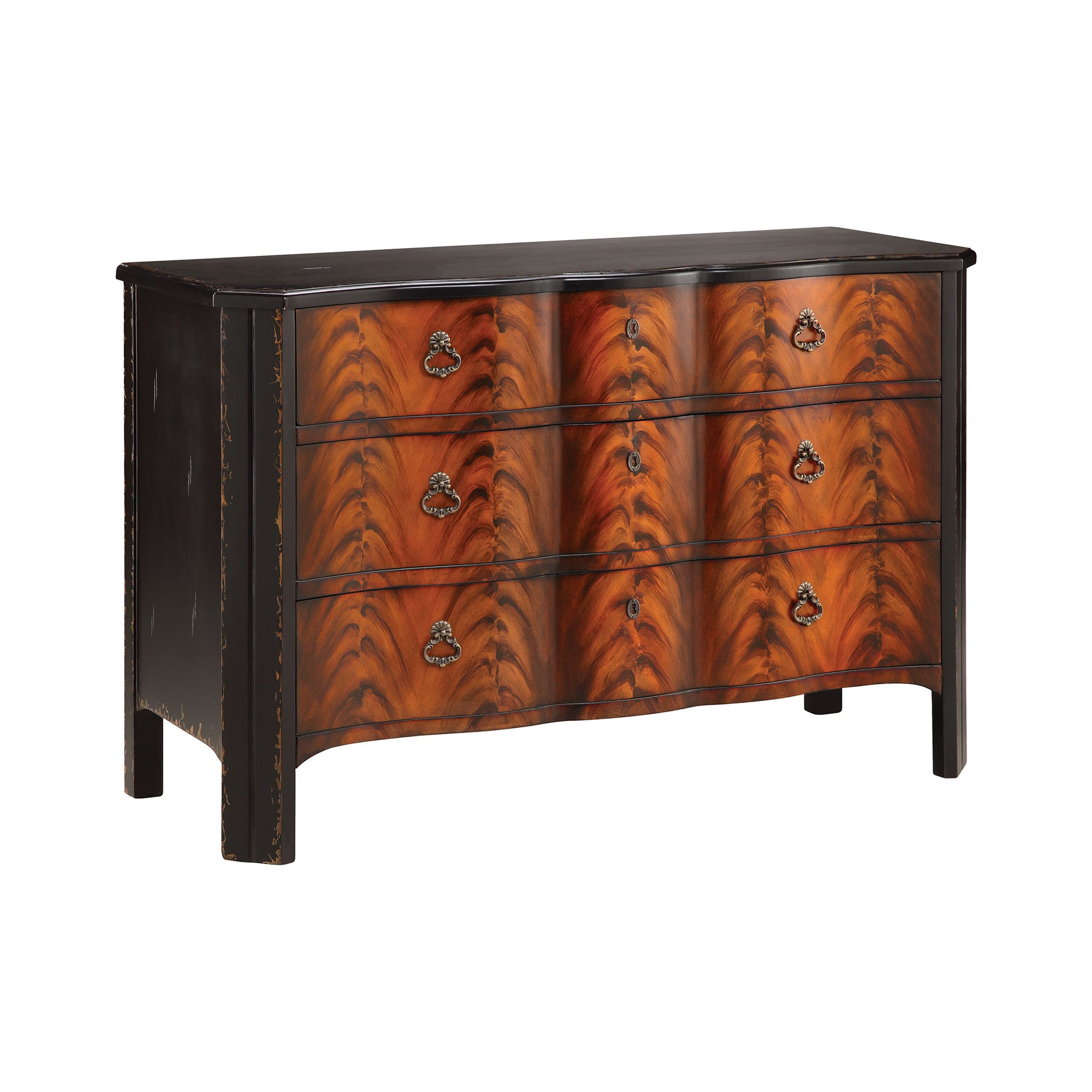 Franklin  Three Drawer Accent Chest