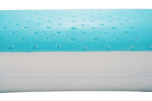 Cool Gel Memory Foam Queen Pillow