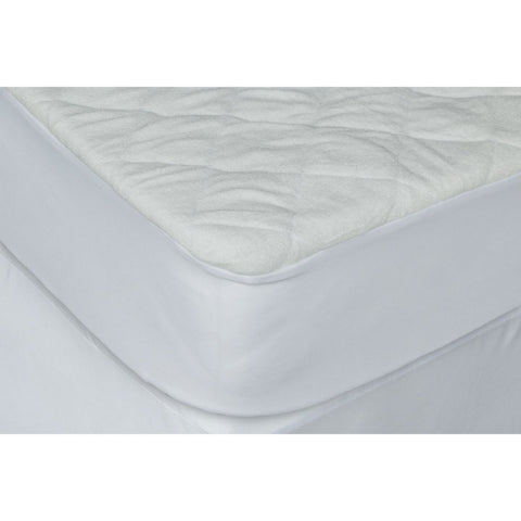 "WATERPROOF BAMBOO TERRY CRIB MATTRESS_x000D_5"" PRCT W/PAD LINER"