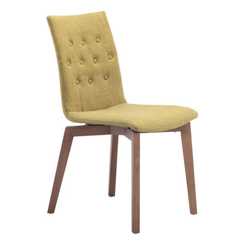Dining Chair Pea (Set of 2) - Polyblend Solid Wood