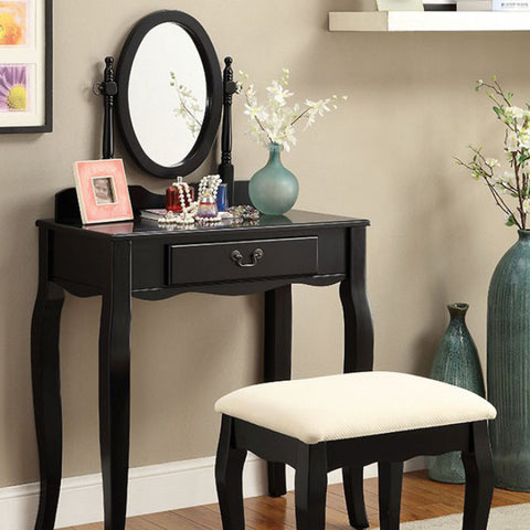 Transitional Vanity, Black