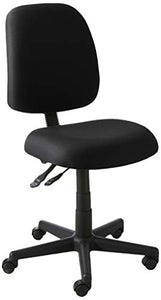 posture task chair - black