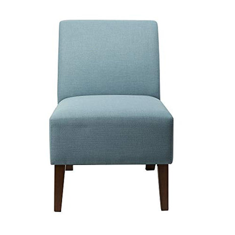 Silverwood CPFA1007D-CB Occasional Chair, Capri Blue