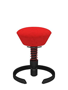 VIA Seating Special Edition Swopper Stool Red - Mfg: aeris GmbH