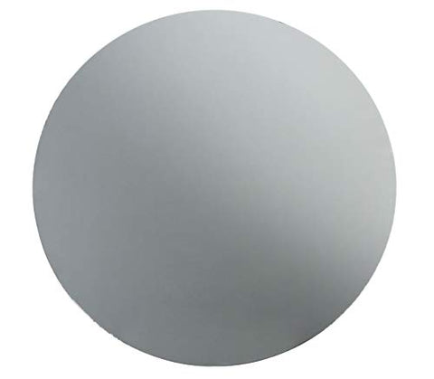 Darice Glass 7 inch Round Mirror
