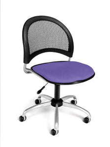 moon swivel chair - lavender