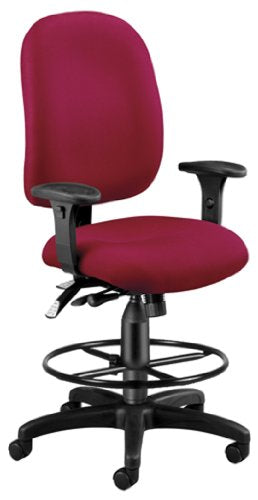 OFM 125-DK-803 Ergonomic Task Chair with Drafting Kit