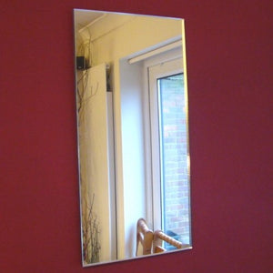 Super Cool Creations Rectangle Mirrors 10cm x 8cm