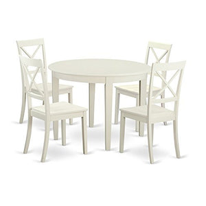 5 PcKitchen nook Dining set for 4-Table and 4 Kitchen Chairs