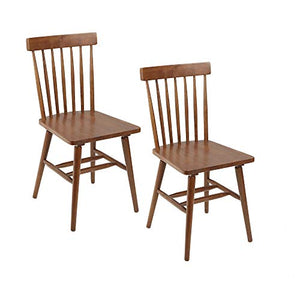 Silverwood Dining Chair, Distressed Brown