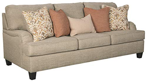 Signature Design by Ashley - Almanza Sofa, Wheat