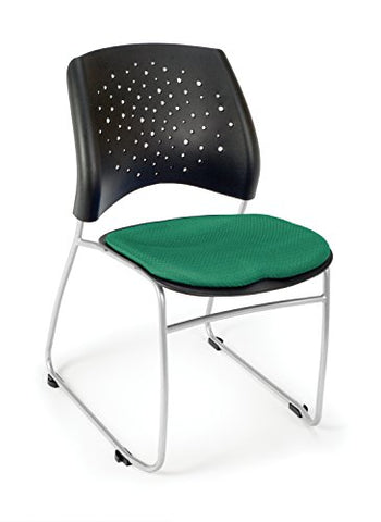 star swivel chair - shamrock green