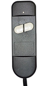 Two Button, 5 pin, Lift Chair or Power Recliner Hand Control.