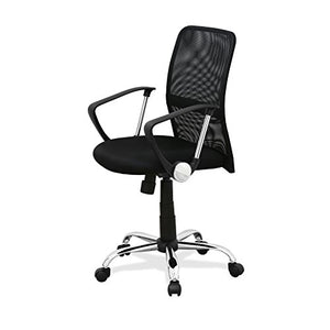 Furinno Hidup Low Back Office Chair,