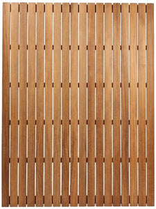 Arb Teak & Specialties Teak Shower Base Mat, 48 X 36 Inch