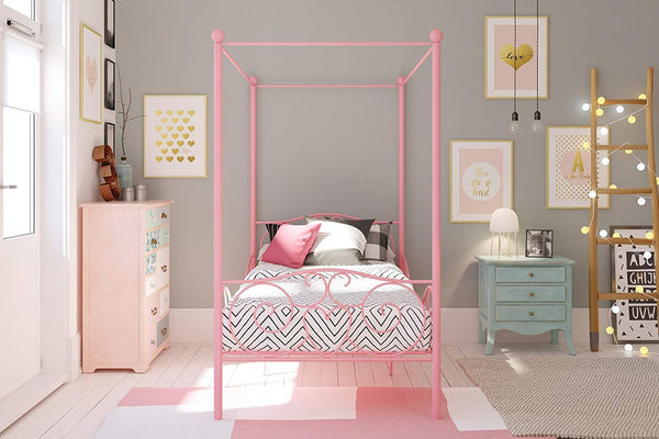 Dhp Canopy Bed, Twin