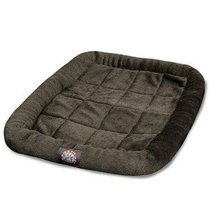 36 Inch Charcoal Crate Pet Bed Mat By Majestic Pet Products