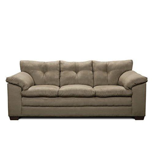 Simmons Upholstery Luna Sofa, Mineral