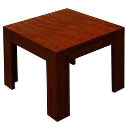 Boss Office Products Mahogany Color Corner Table 22 Inch Richy Cherry
